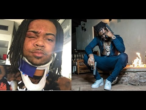 Producer Accuses Chief Keef of Kicking Down his Door with Draco then Robbing and Beating him up!