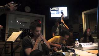 Magic 89.9 Boys Night Out: Bamboo sings Fix You