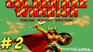 Golden Axe Warrior! Part 2 - YoVideogames