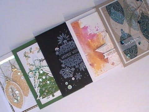 10 Cards - 1 Kit / Part 2 / My Monthly Hero Kit / Nov 2017 / C&CT