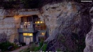 Would you live in a cave? You might reconsider...