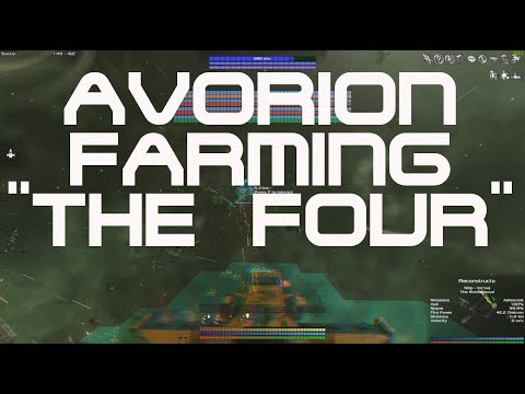 AVORION - Farming