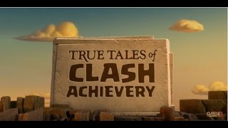 Clash Achievery (Legend of Warden) | Clash of Clans