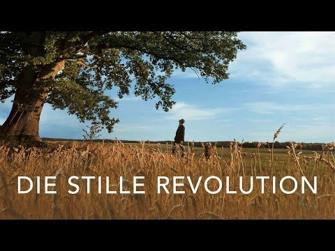 Die stille Revolution YouTube Hörbuch Trailer auf Deutsch