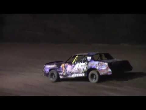 Salina Speedway Busch Light IMCA Hobby Stocks *A Feature* 4-27-18