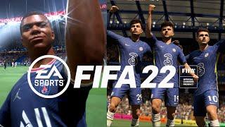 ЧТО НАМ ПОКАЗАЛИ В ТРЕЙЛЕРЕ FIFA 22? ФИФА 22 ОБЗОР ТРЕЙЛЕРА