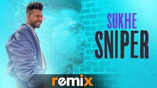 Sniper (Remix) | Muzical Doctorz Sukhe Feat Raftaar | DJ YTS | Latest Remix Songs 2019