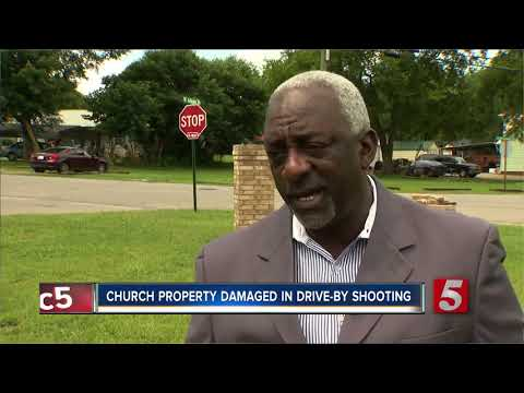 Lebanon Church Property Damaged In Drive-By Shooting
