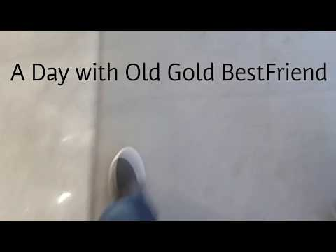 A Day With Old Gold Best Friend!! - (Huzam's Vlogs #6)