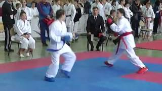 Чемпионат Украины по каратэ JKS в Харькове