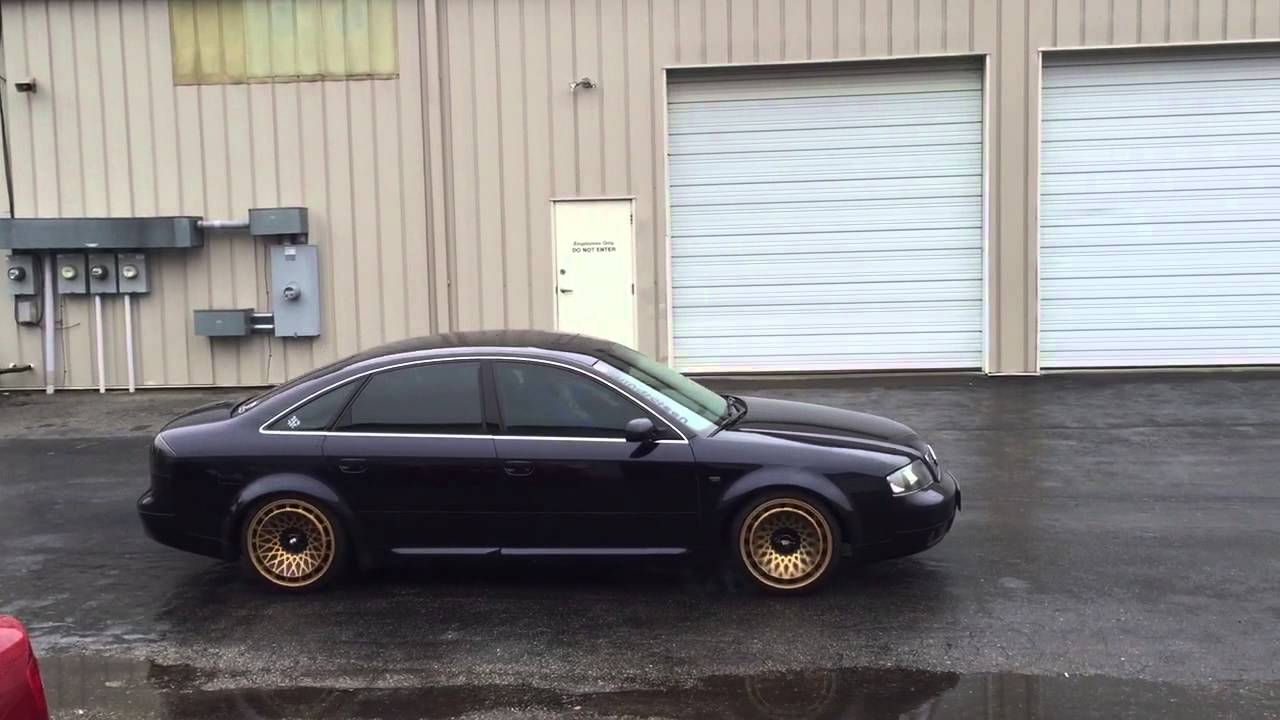 C5 A6 With D2 S8 6 Speed Swap Youtube