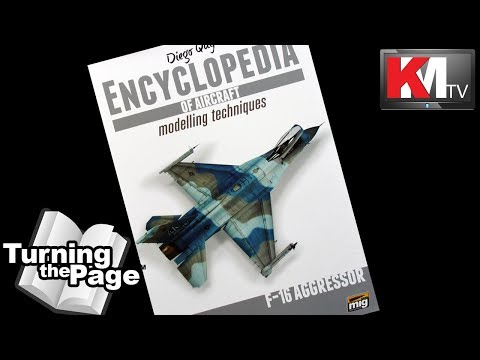Encyclopedia of Aircraft - F-16 Aggressor by Diego Quijano