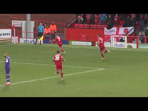 Accrington Rotherham Goals And Highlights