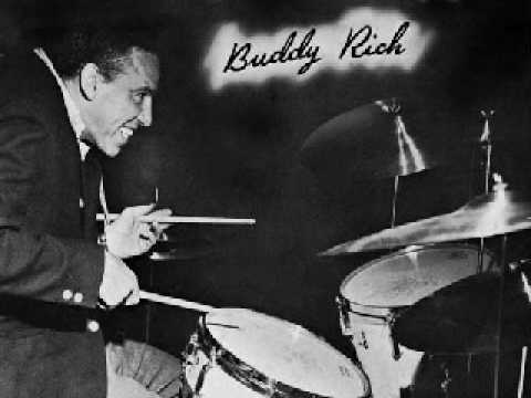 Buddy Rich-the beat goes on