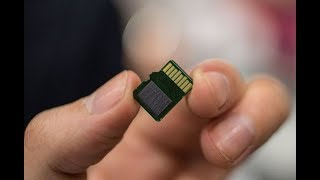 طريقة إصلاح بطاقة SD تالفة بدون برامج - سهلة جدا