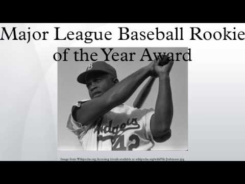 Major League Baseball Rookie of the Year Award