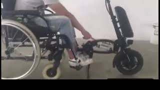 New technology for Disable