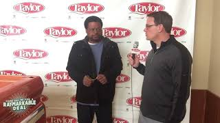 Testimonial Review by Eric: 2018 ram 1500 at      Taylor Chrysler Dodge in Bourbonnais IL