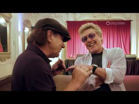 Big Rig - Brian Johnson A Life On The Road