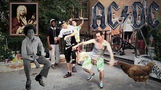 [LOS BURLAOS] Recopilación de bailes HITS 2015 [PARODIA MUSICAL] [PRIMERA PARTE]