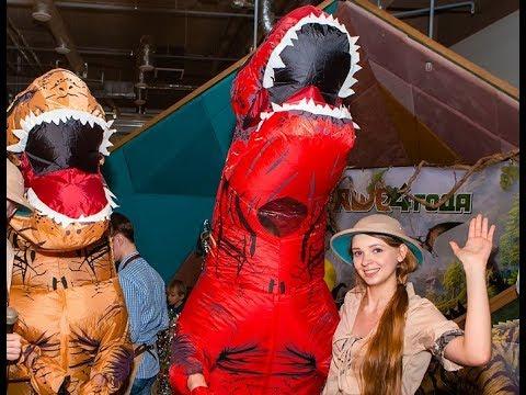 Детский праздник в стиле: джунгли, динозавры