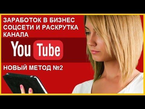 Раскрутка канала youtube обучение