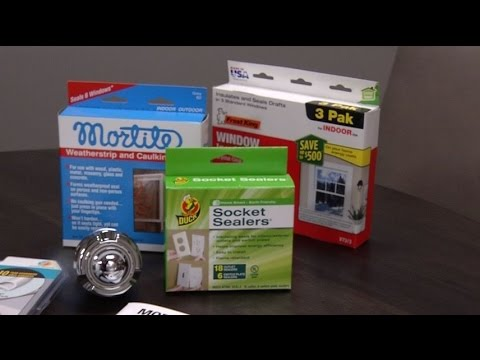 Money Savers: energy-saving kit
