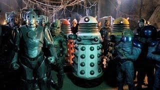 Top 10 Doctor Who Villains