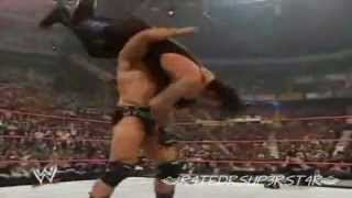 Edge vs Batista vs The Undertaker Highlights - Armageddon 2007