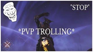 Destiny 2 | PVP TROLL (RAID JESUS) LOL
