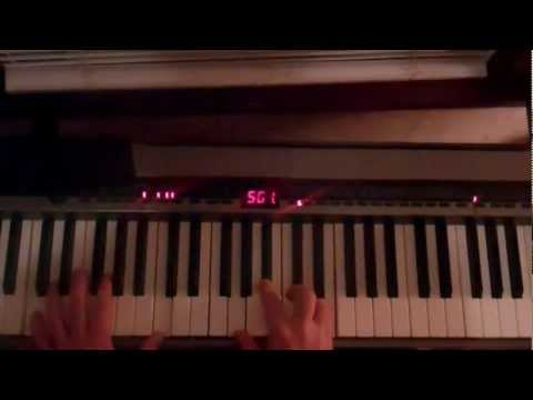 Joe Cocker - Feelin Alright - Piano Lesson Part 1