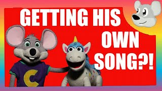 Ronnie The Unicorn is getting his OWN SONG?! ~ #ChucksterChat