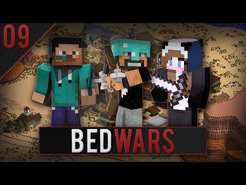 RUSHANO TUTTI! - E09 - Minecraft Bedwars [ITA] w/Anlix98 & Tizio20