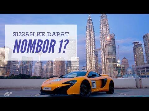 Susah Ke Dapat Nombor 1? - Gran Turismo Sport (Bahasa Malaysia)