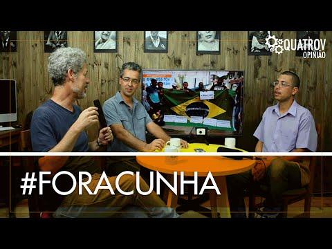 Busca e Apreensão na Casa do Cunha, Atos Fora Cunha e a Chacina de 5 Jovens Negros