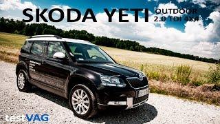 Skoda Yeti Outdoor 2.0 TDI 150KM 4x4 (test 2016) - testVAG