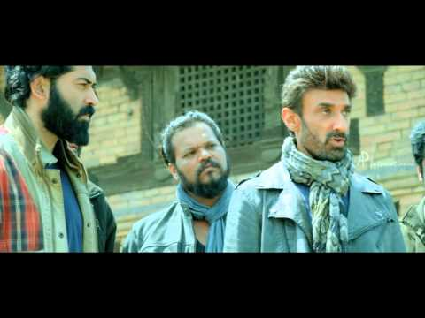 10 Endrathukulla Tamil Movie Scenes | Vikram fights goons to save Samantha | Rahul Dev