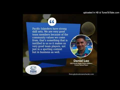 TRBN podcast with Daniel Leo - Near or far, Pacific Islanders are taken care of