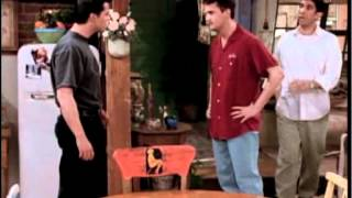 FRIENDS ITA 2x01 - Il sarto di Joey