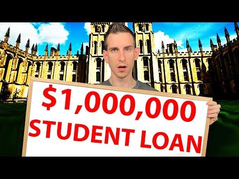 1 Million Dollar Student Loan