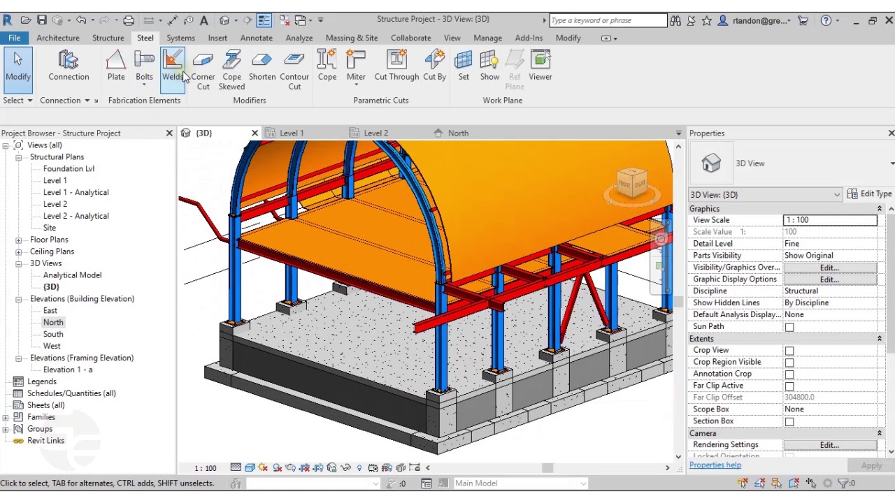 Certificate Course in AutoCAD – 2D Drafting