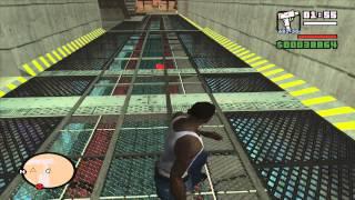Прохождение GTA: San Andreas: (Миссия 71 Чёрный Проект)