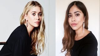 Ashley Olsen Makeup Tutorial: Harper's Bazaar magazine Thumbnail