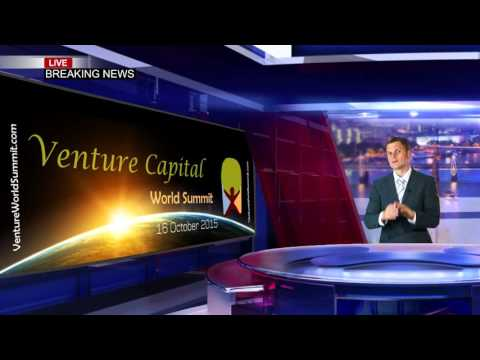 Breaking News Venture Capital World Summit 2015 Event UK