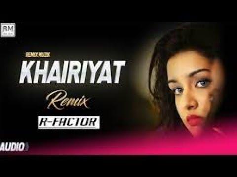 khairiyat-|-remix-|-r-factor-|-chhichhore-|-arijit-singh-|-sushant,-shraddha