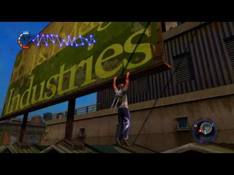 inFamous 2 100% Good Karma Walkthrough Part 58, 720p HD (NO COMMENTARY)