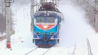 Невский экспресс. Зима. / Nevsky Express. Winter.(Представляю вашему внимаю первую часть моего фильма о Невском экспрессе. Снимаю его уже более двух лет..., 2014-03-18T17:36:33.000Z)