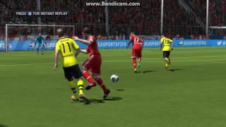 FIFA 14 pc gamepad gameplay