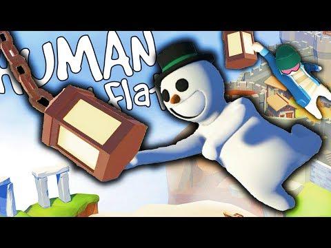 MALOS AMIGOS   Human Fall Flat (Momentos Divertidos)