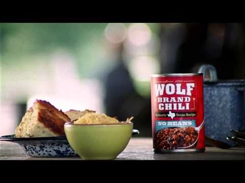 "Wolf Brand Chili ""Real Texas"" Core :30 TV Audio Producers Group (APG)"